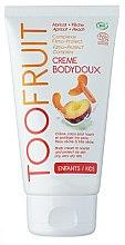 """Parfumuri și produse cosmetice Cremă de corp """"Piersică și caise"""" - TOOFRUIT Cream Body Doux"""