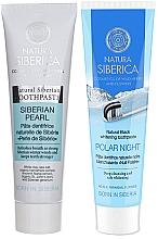 Parfumuri și produse cosmetice Set - Natura Siberica (toothpaste/2x100g)