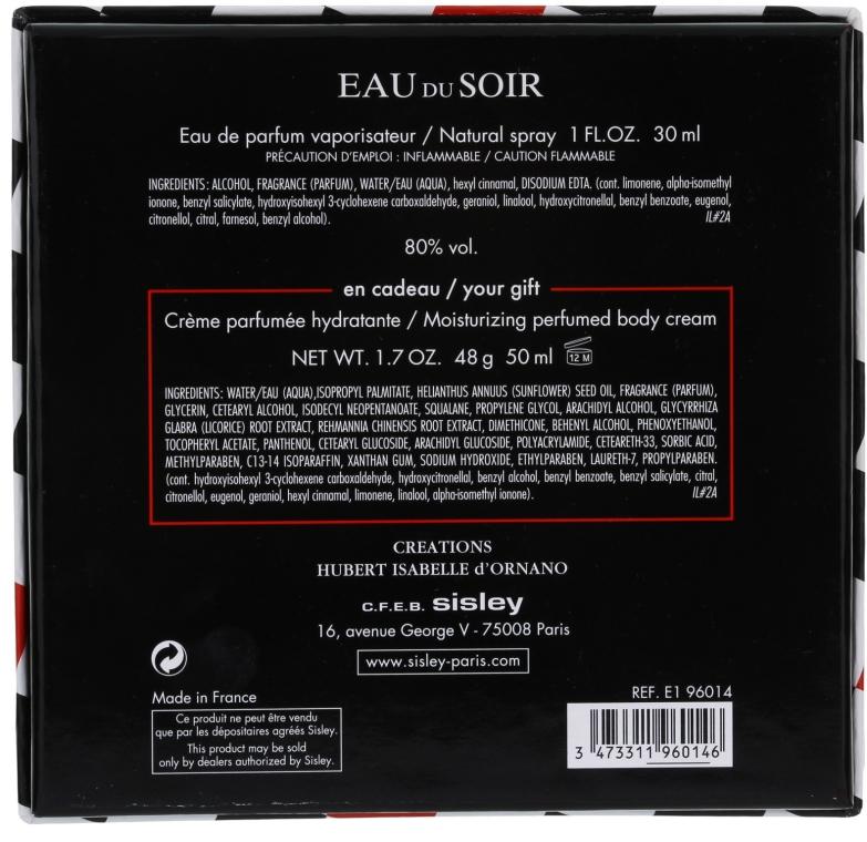 Sisley Eau du Soir - Set (edp/30ml + cream/50ml) — Imagine N5