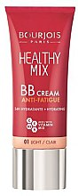 Parfumuri și produse cosmetice BB Cream - Bourjois Healthy Mix BB Cream Anti-Fatigue