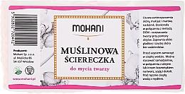 Parfumuri și produse cosmetice Șervețele pentru față - Mohani
