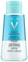 Parfumuri și produse cosmetice Demachiant bifazic pentru față - Vichy Purete Thermale Waterproof Eye Make-Up Remover