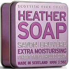 """Parfumuri și produse cosmetice Săpun """"Heather"""" - Scottish Fine Soaps Heather Soap"""