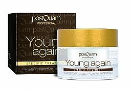 Parfumuri și produse cosmetice Cremă pentru față și zona decolteului - PostQuam Young Again Cream