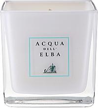 """Parfumuri și produse cosmetice Lumânare parfumată în suport de sticlă """"Briză marină"""" - Acqua Dell Elba Brezza Di Mare Candle"""