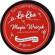 """Parfumuri și produse cosmetice Scrub de zahăr pentru corp """"Magic Fairy"""" - Lalka Sugar Body Peeling"""