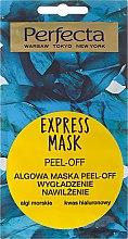 Parfumuri și produse cosmetice Mască cu extract de alge marine, pentru față - Perfecta Express Mask