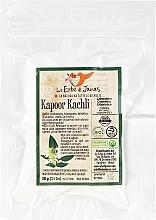Parfumuri și produse cosmetice Pudră decolorantă pentru păr - Le Erbe Di Janas Kapoor Kachli Powder