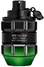 Parfumuri și produse cosmetice Viktor & Rolf Spicebomb Night Vision - Apă de toaletă (Tester)