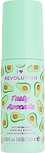 Parfumuri și produse cosmetice Primer nutritiv pentru față - I Heart Revolution Tasty Avocado Nourishing Priming Spray