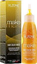 Parfumuri și produse cosmetice Vopsea de păr - H.Zone Make Up Hair Color Rinse