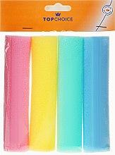 Parfumuri și produse cosmetice Bigudiuri L 3806, 4 buc. - Top Choice