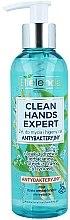 Parfumuri și produse cosmetice Gel antibacterian de spălare pentru mâini - Bielenda Clean Hands Expert Antibacterial Hands Washing Gel (cu dozator)