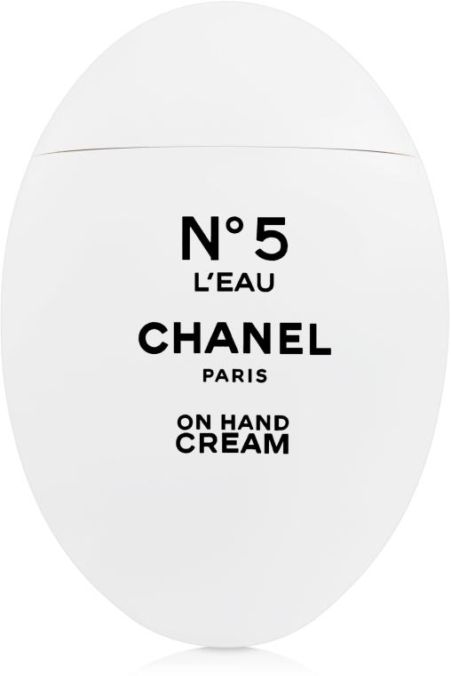 Chanel N5 L'Eau - Cremă de mâini