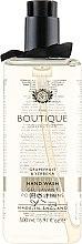 """Parfumuri și produse cosmetice Săpun lichid pentru mâini """"Grapefruit și Verbină"""" - Grace Cole Boutique Grapefruit & Verbena Hand Wash"""