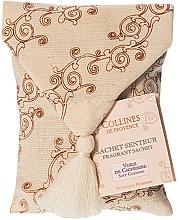 """Parfumuri și produse cosmetice Pliculeț parfumat """"Catifea"""" - Collines de Provence Soft Cashmere"""