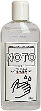 Parfumuri și produse cosmetice Gel antibacterian pentru mâini - Noto Expert Antibacterial Gel For Hand