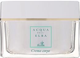 Parfumuri și produse cosmetice Acqua dell Elba Arcipelago Women - Cremă pentru corp
