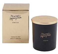 Parfumuri și produse cosmetice Lumânare aromată - Teatro Fragranze Uniche Tabacco Scented Candle