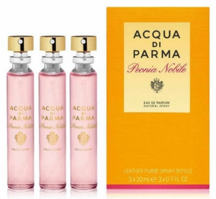 Acqua Di Parma Peonia Nobile - Apă de parfum (edp/20mlx3) — Imagine N1