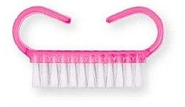 Parfumuri și produse cosmetice Perie pentru unghii, 2984, roz - Top Choice