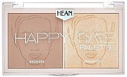 Parfumuri și produse cosmetice Paletă pentru conturarea feței - Hean Happy Time Palette