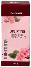 "Parfumuri și produse cosmetice Ulei esențial ""Geranium"" - Holland & Barrett Miaroma Geranium Pure Essential Oil"