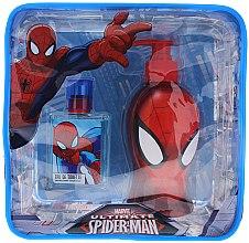 Parfumuri și produse cosmetice Air-Val International Spiderman - Set (edt/50ml + sh/gel/250ml)