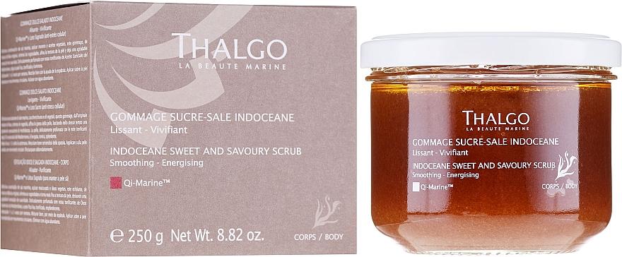 Scrub dulce-sărat pentru corp - Thalgo Sweet and Savoury Body Scrub — Imagine N1