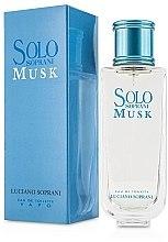 Parfumuri și produse cosmetice Luciano Soprani Solo Soprani Musk - Apă de toaletă