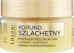 Parfumuri și produse cosmetice Scrub de corp - Lirene Dermo Program