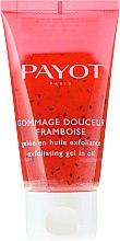 Parfumuri și produse cosmetice Gel gomaj cu semințe de zmeură - Payot Gommage Douceur Framboise