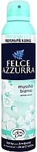 Parfumuri și produse cosmetice Odorizant pentru casă - Felce Azzurra Muschio Bianco Spray