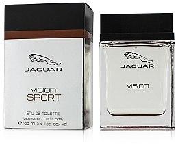 Parfumuri și produse cosmetice Jaguar Vision Sport - Apă de toaletă