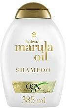 Parfumuri și produse cosmetice Șampon hidratant pentru păr - OGX Hydrate + Marula Oil Shampoo