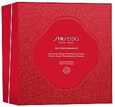 Parfumuri și produse cosmetice Set - Shiseido Bio-Performance Advanced Super Revitalizing Cream Holiday Kit (cr/50ml + foam/15ml + f/lot/30ml + conc/10ml)