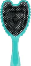 Perie de păr, mentă - Tangle Angel Essentials Aqua Mint — Imagine N3
