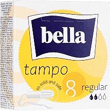 Parfumuri și produse cosmetice Tampoane Tampo Premium Comfort Regular, 8 bucăți - Bella