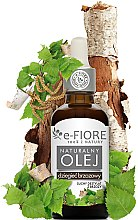 Ulei esențial de gudron de mesteacan - E-Fiore Birch Tar Natural Oil — Imagine N3