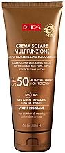 Parfumuri și produse cosmetice Cremă protecție solară pentru corp SPF 50 - Pupa Multifunction Sunscreen Cream
