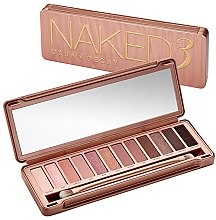 Parfumuri și produse cosmetice Paleta fard de pleoape, 12 nuanţe - Urban Decay Naked3 Eyeshadow Palette