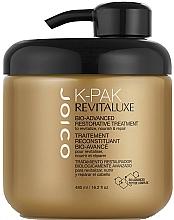 Parfumuri și produse cosmetice Bio-mască pe bază de cheratină-peptidă pentru păr - Joico K-Pak Revitaluxe Bio-Advanced Restorative Treatment