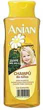 Parfumuri și produse cosmetice Șampon cu extract de mușețel pentru copii - Anian Chamomille Childrens Shampoo