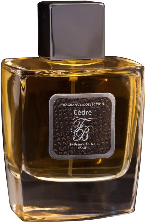 Franck Boclet Cedre - Apă de parfum — Imagine N1