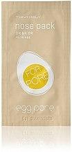 Parfumuri și produse cosmetice Plasture pentru îndepărtarea punctelor negre de la nas - Tony Moly Egg Pore Nose Pack