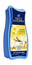 Parfumuri și produse cosmetice Odorizant de aer - Felce Azzurra Gel Air Freshener Vanilla & Monoi