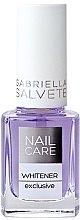 Parfumuri și produse cosmetice Soluție pentru îngrijirea unghiilor - Gabriella Salvete Nail Care Whitener Exlusive