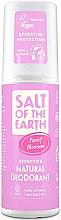 Parfumuri și produse cosmetice Spray-deodorant natural - Salt of the Earth Peony Blossom Spray