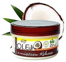 Parfumuri și produse cosmetice Ulei natural de cocos - Etja Natural Oil