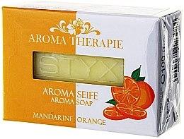 "Parfumuri și produse cosmetice Săpun natural ""Mandarină"" - Styx Naturcosmetic Seife"